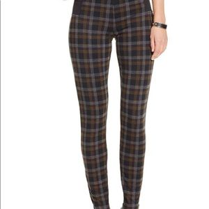 KUT FROM THE KLOTH | plaid Joan skinny pants XL